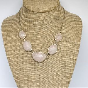 Petalette Collar Necklace